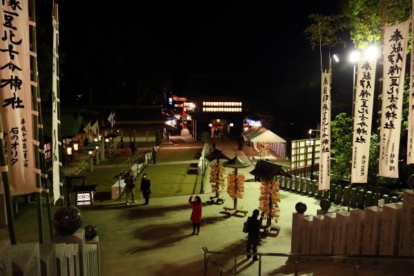 とべ動物園を応援する写真クラブのブログ-とべ動物園近くの椿神社にて椿まつり