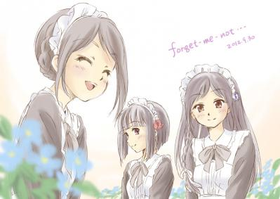 forget-me-not。