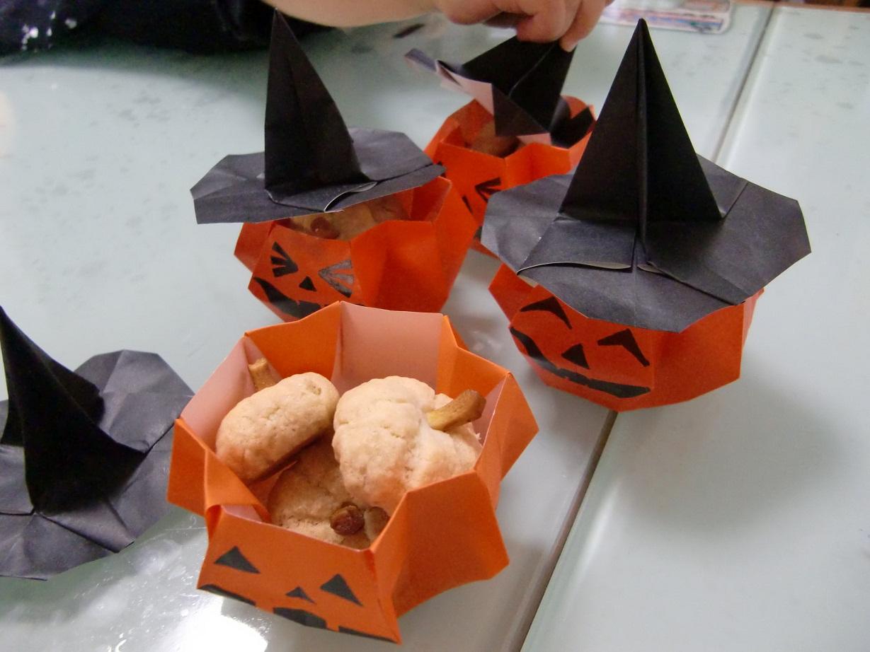 すべての折り紙 折り紙遊び : 型のクッキーを、折り紙 ...