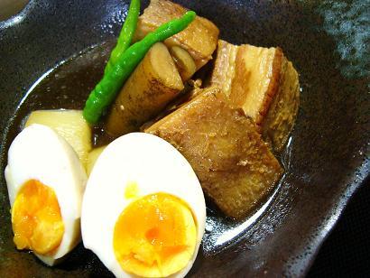 芋豚の角煮2 (2)