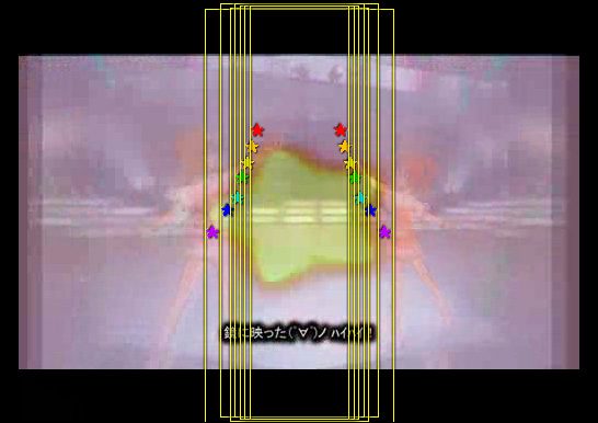 #13_7色トレース(黄枠)