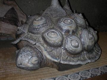 珍獣画陶2