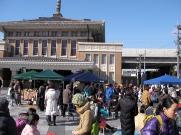 奈良オーガニックマーケット1