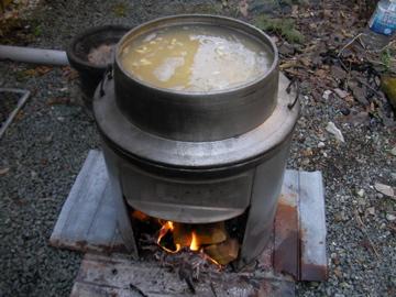 味噌作り21