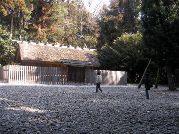 上機殿神社2