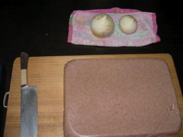 タカキビ餅1