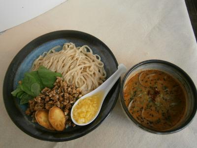 坦々つけ麺(五反田)