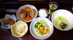 トモヤの夕ご飯
