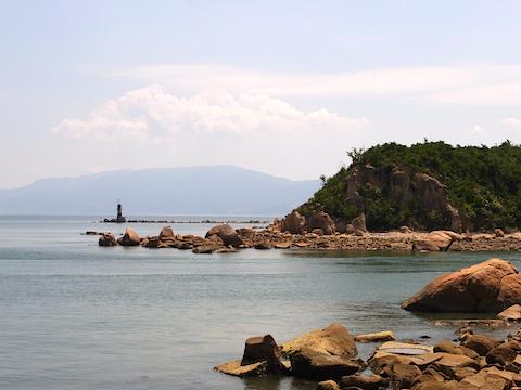 inujima seashore