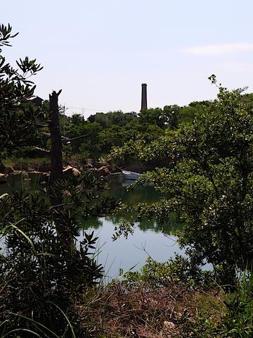 inujima pond
