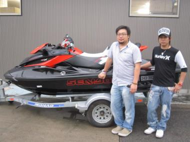 納艇 RXT-X260RS