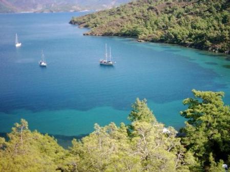 トルコの地中海リゾートのイメージ
