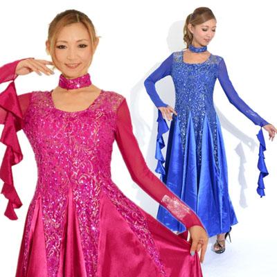 ゴージャスドレス