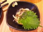 前菜②山芋そう麺