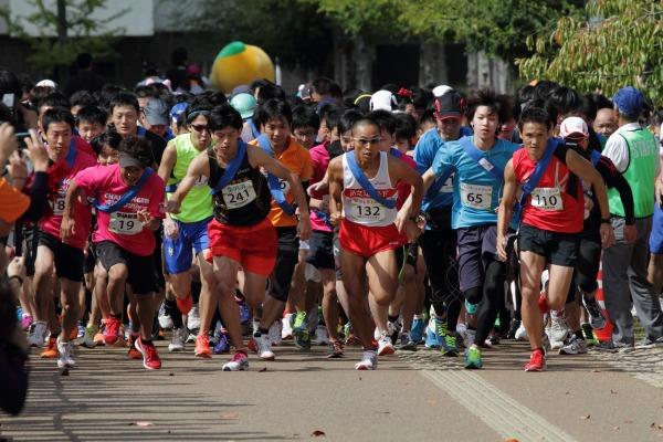 第1回マツヤマ城下リレーマラソン 06