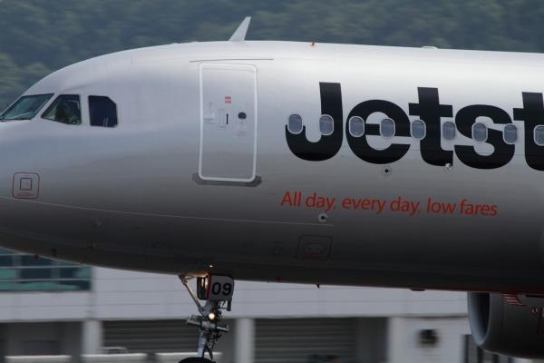 GK A320-232 JA09JJ RJOM 140728 01