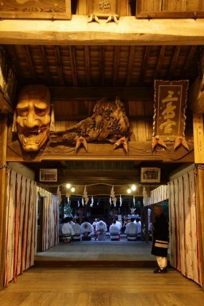 浮島神社お練り 141012 02