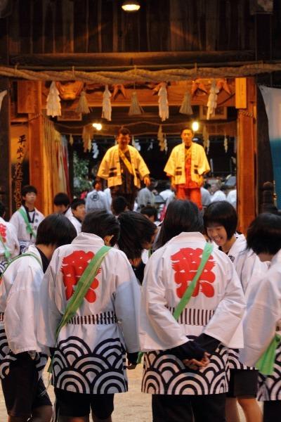 浮島神社お練り 141012 03