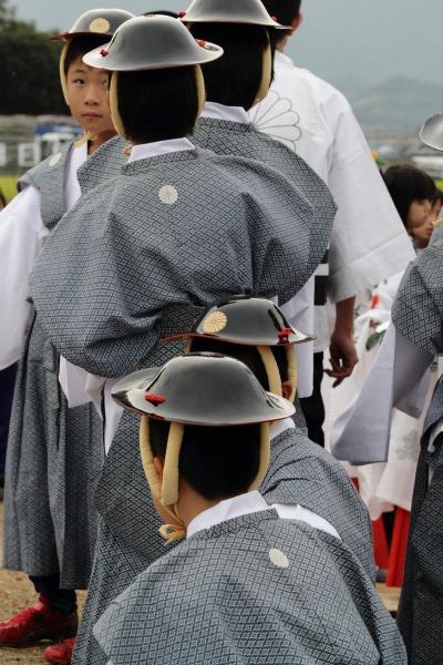 浮島神社お練り 141012 05