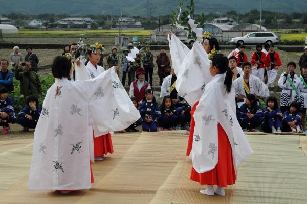 浮島神社お練り 141012 09