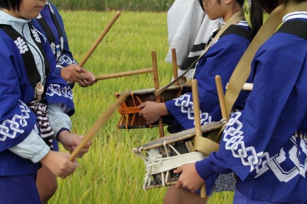 浮島神社お練り 141012 11