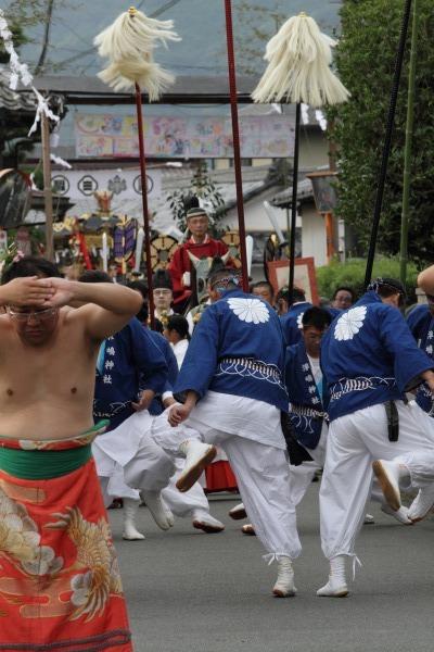 浮島神社お練り 141012 13