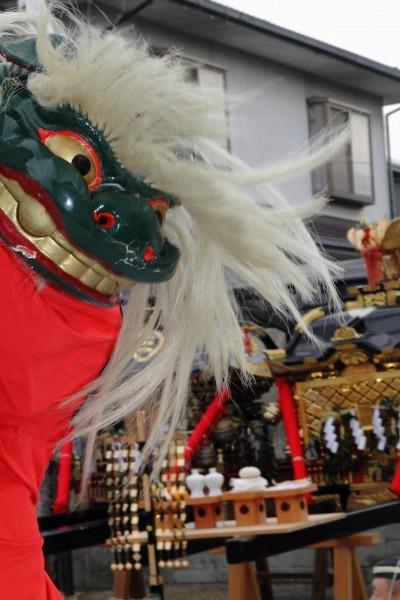 浮島神社お練り 141012 17