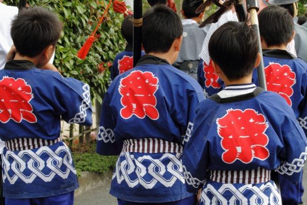 浮島神社お練り 141012 20