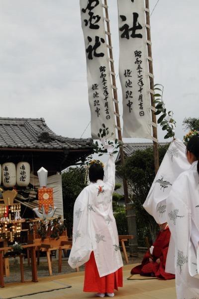 浮島神社お練り 141012 23