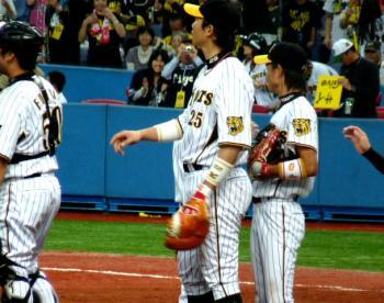 絵日記11・7京セラ勝ち1