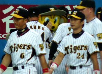 絵日記11・7京セラ勝ち2