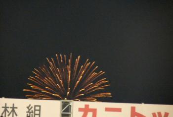 絵日記11・8広島花火