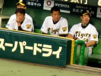 絵日記11・8広島ベンチ1