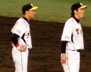 絵日記11・8広島勝ち4