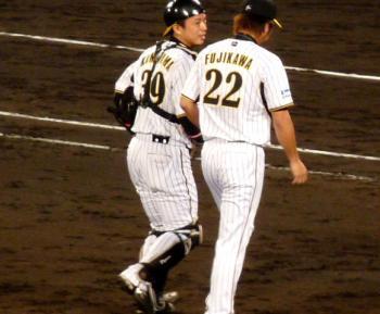 絵日記11・8広島勝ち3