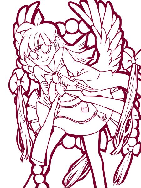 天使(数珠)2