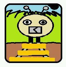 昆虫電車アドベンチャーのiphone-1