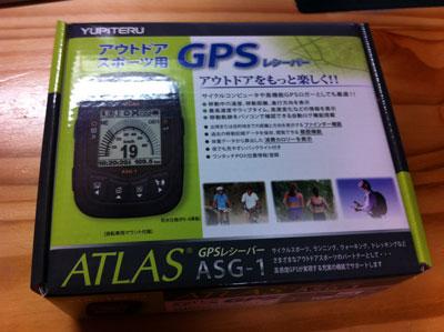 GPSロガー1