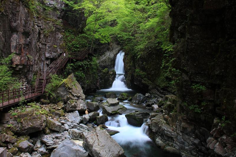 根尾の滝2日目_002