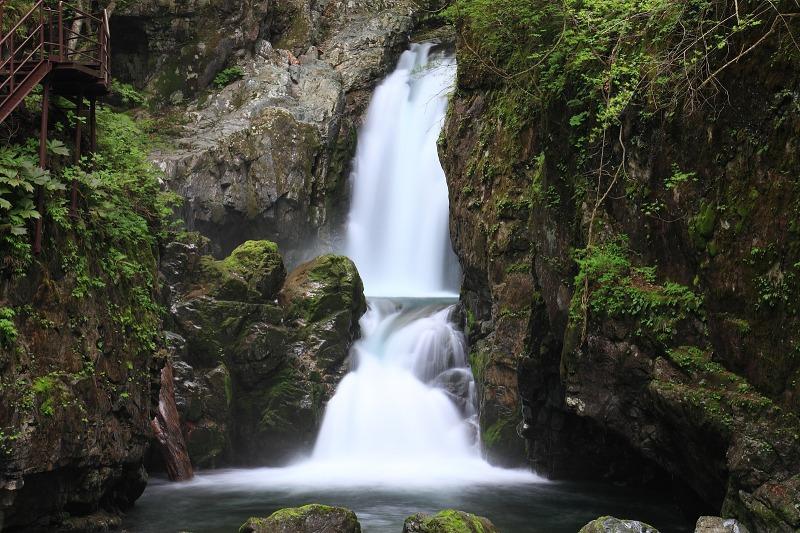 根尾の滝2日目_003