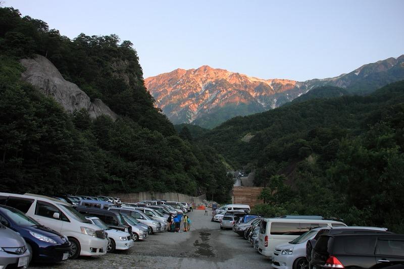 2012年8月4~5日 白馬三山縦走初日_003