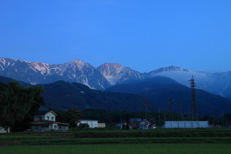 2012年8月4~5日 白馬三山縦走初日_002