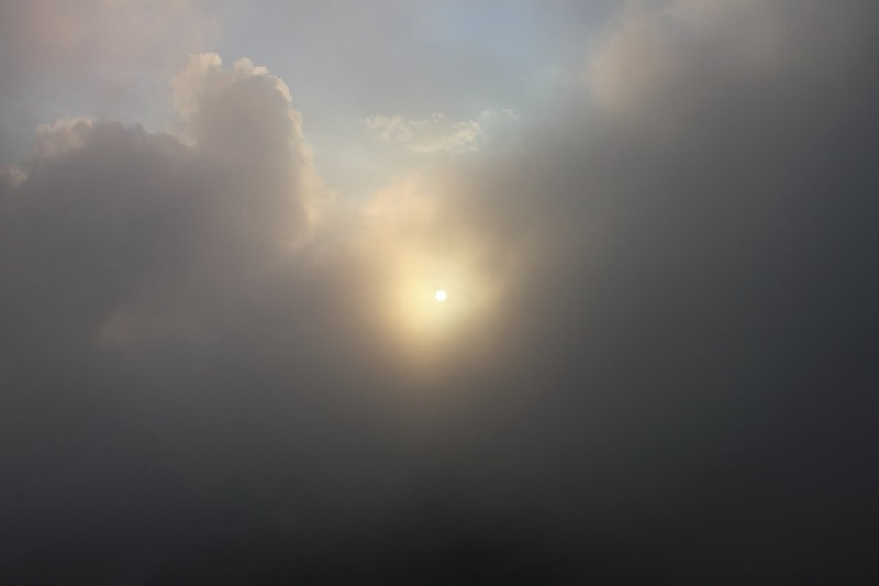 2012年8月4~5日 白馬三山縦走初日_063