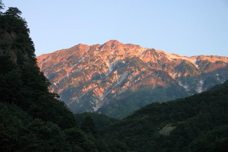2012年8月4~5日 白馬三山縦走012