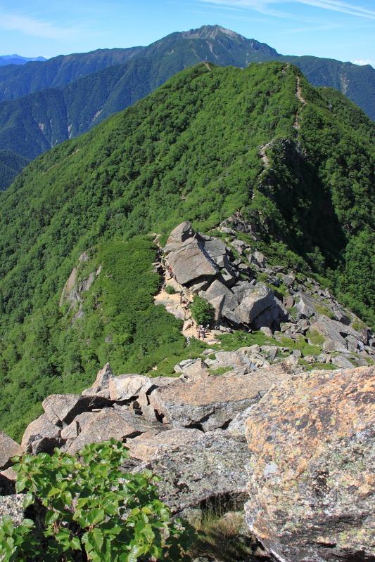 2012年8月25日 甲斐駒ケ岳_035