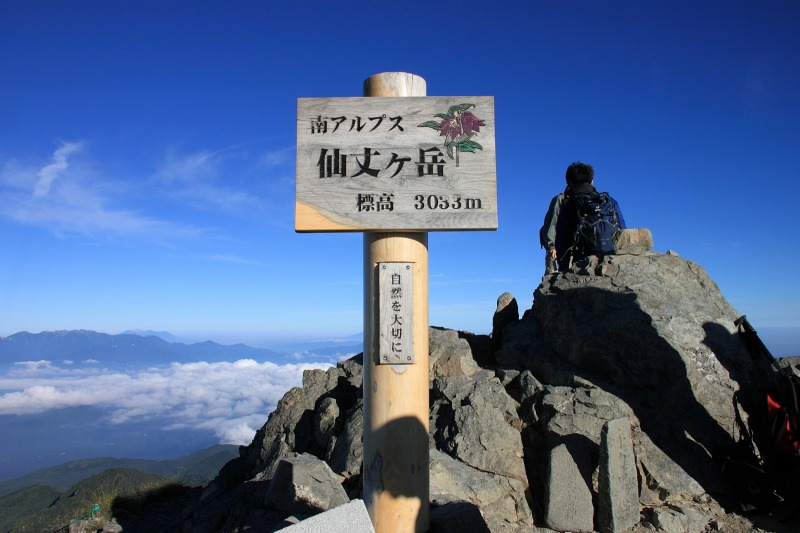 2012年8月26日 仙丈ケ岳_029