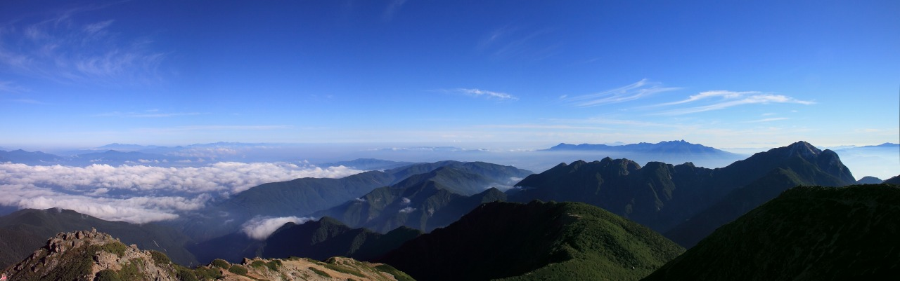 2012年8月26日 仙丈ケ岳_036
