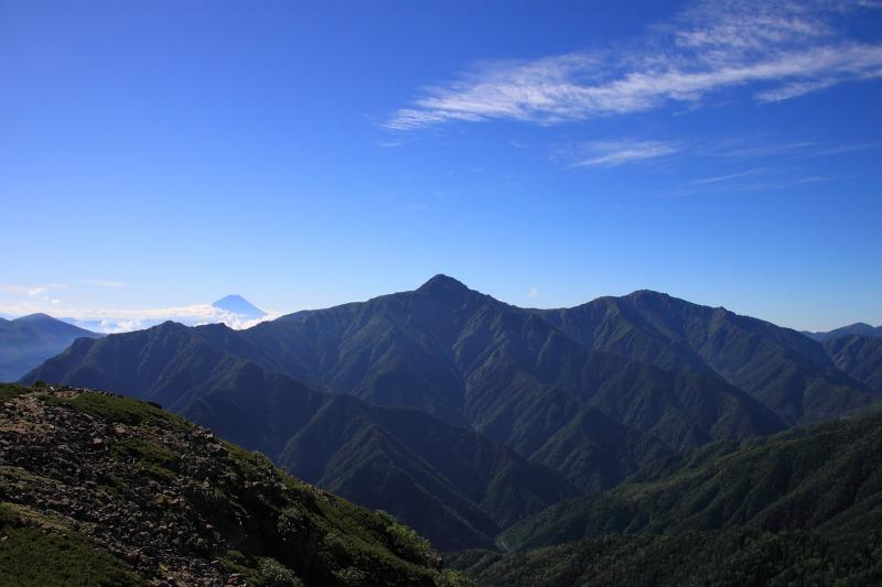 2012年8月26日 仙丈ケ岳_050