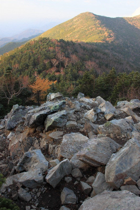 2012年10月27日金峰山~尾白川渓谷_011