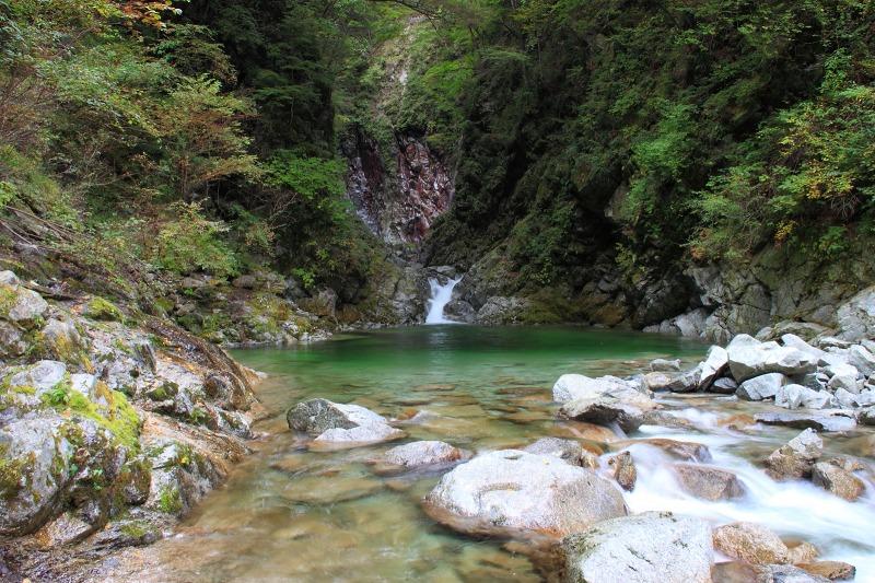 2012年10月27日金峰山~尾白川渓谷_033